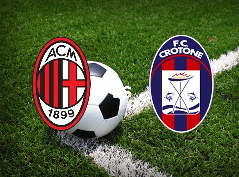 Milan Crotone in streaming