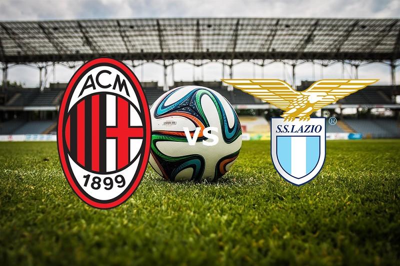 Lazio Milan streaming gratis live su mig