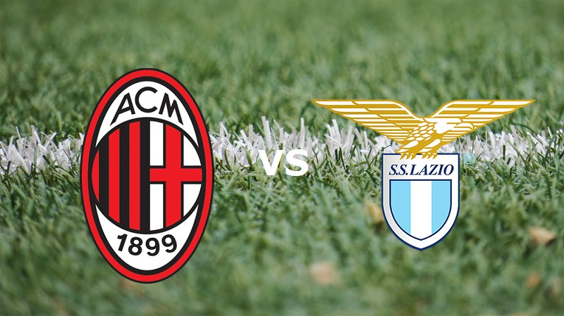Lazio Milan streaming su link, siti web.