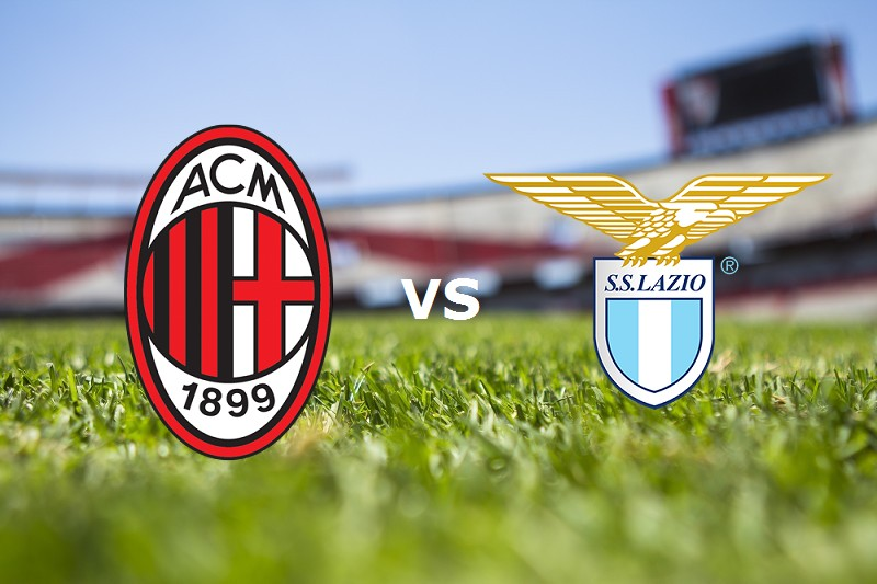 Lazio Milan streaming gratis diretta liv