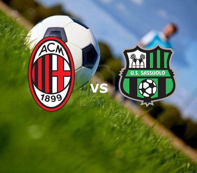 Milan Sassuolo streaming gratis live. Do