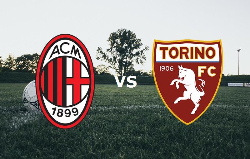 Milan Torino streaming gratis live diret