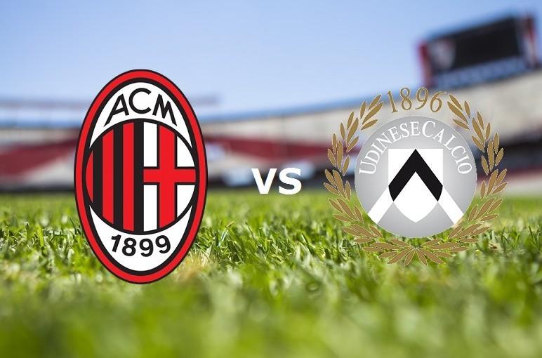 Milan Udinese streaming live gratis per