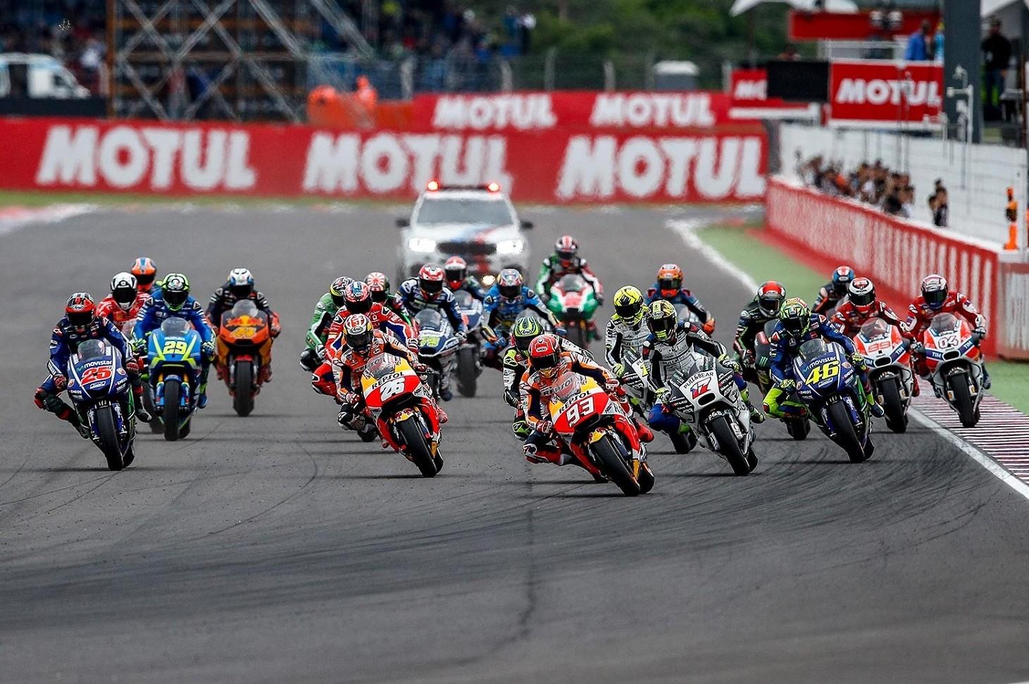 MotoGP Spagna streaming. Dove vedere