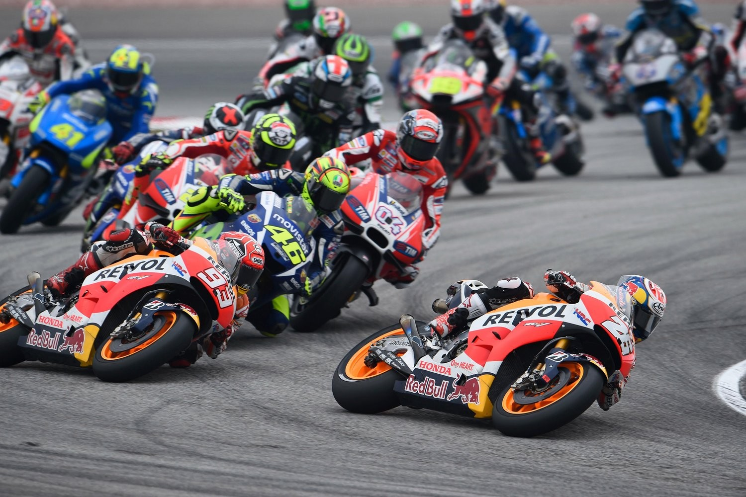 MotoGP streaming Rojadirecta, link e sit