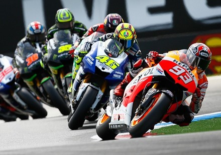 MotoGP streaming live gratis gara Gran P