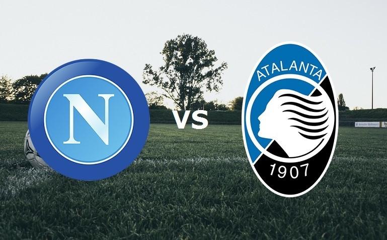 Napoli Atalanta streaming live e gratis