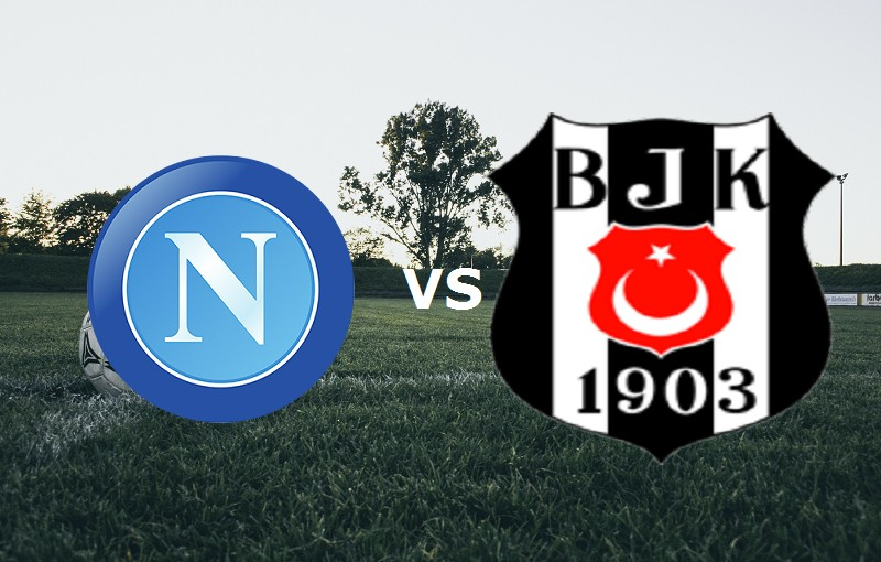 Napoli Besiktas streaming gratis live pe