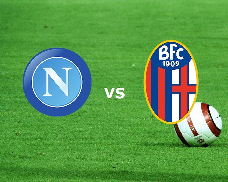 Napoli Bologna streaming gratis live mig