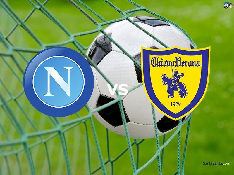 Napoli Chievo streaming live gratis. Ved