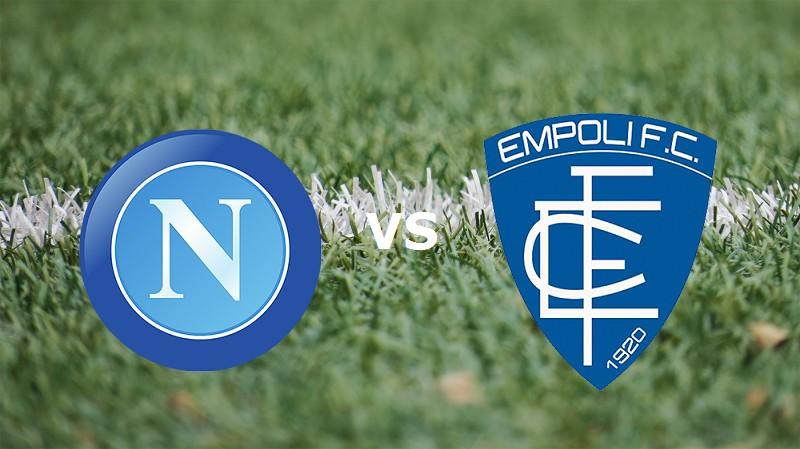 Napoli Empoli streaming gratis live. Ved