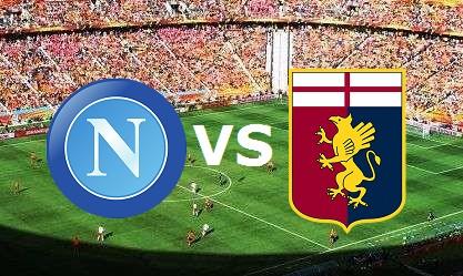 Napoli Genoa streaming live gratis. Cosa