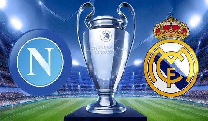 Napoli Real Madrid streaming live gratis
