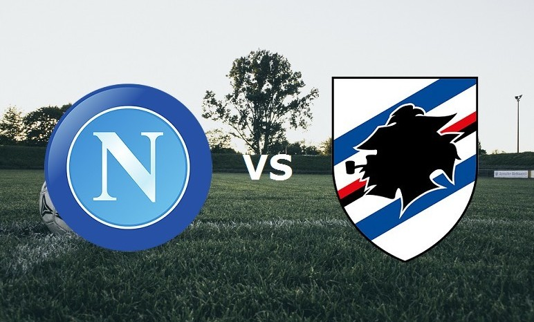 Napoli Sampdoria streaming