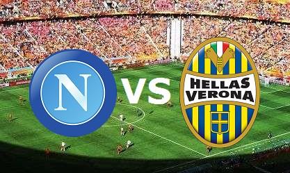 Napoli Verona streaming gratis live. Dov