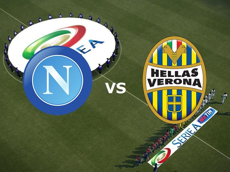 Napoli Verona streaming gratis in attesa