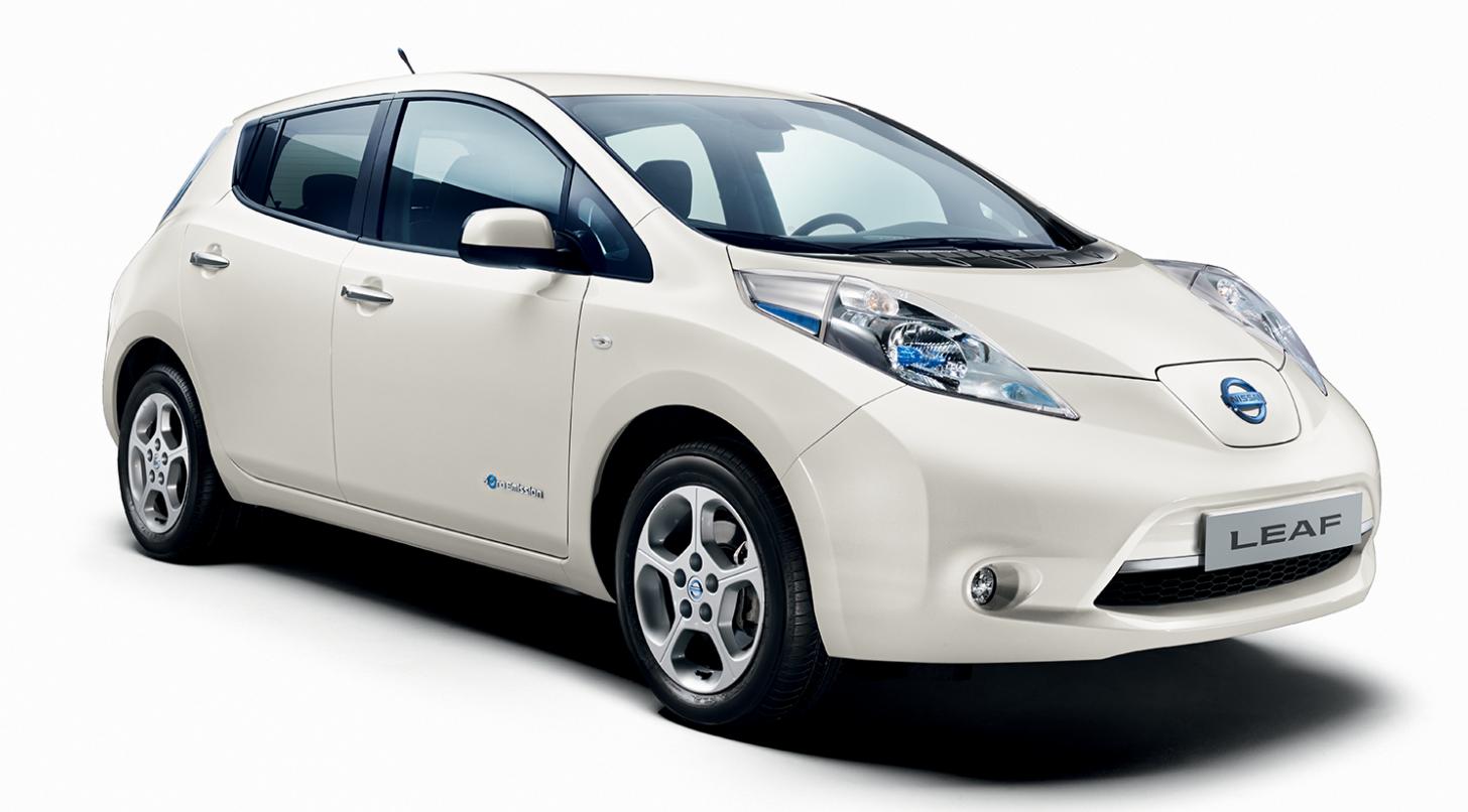 Nissan Leaf, l'innovazione elettrica