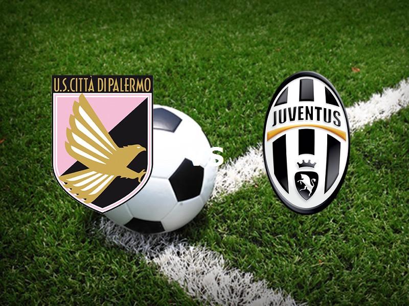 Palermo Juventus streaming gratis live l