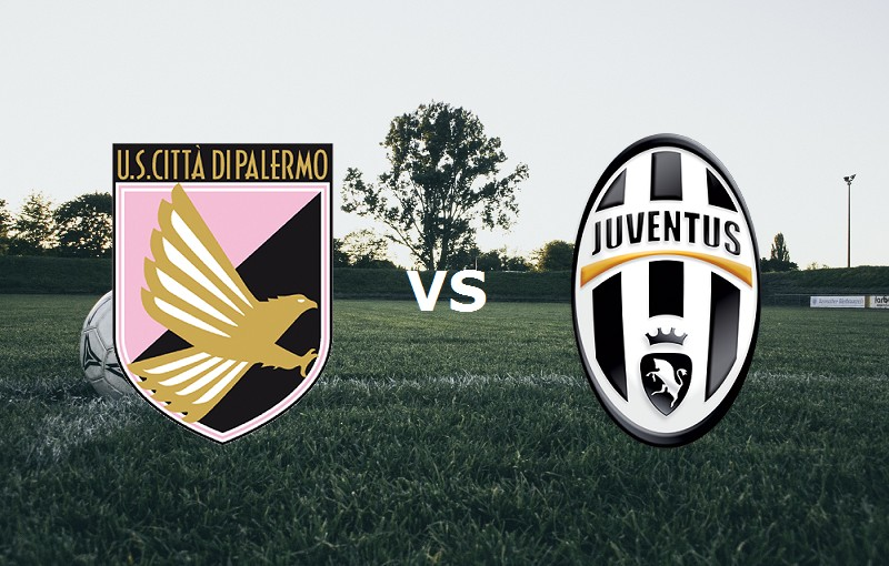 Dove vedere Juventus Palermo streaming l