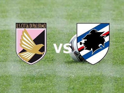Palermo Sampdoria streaming live gratis
