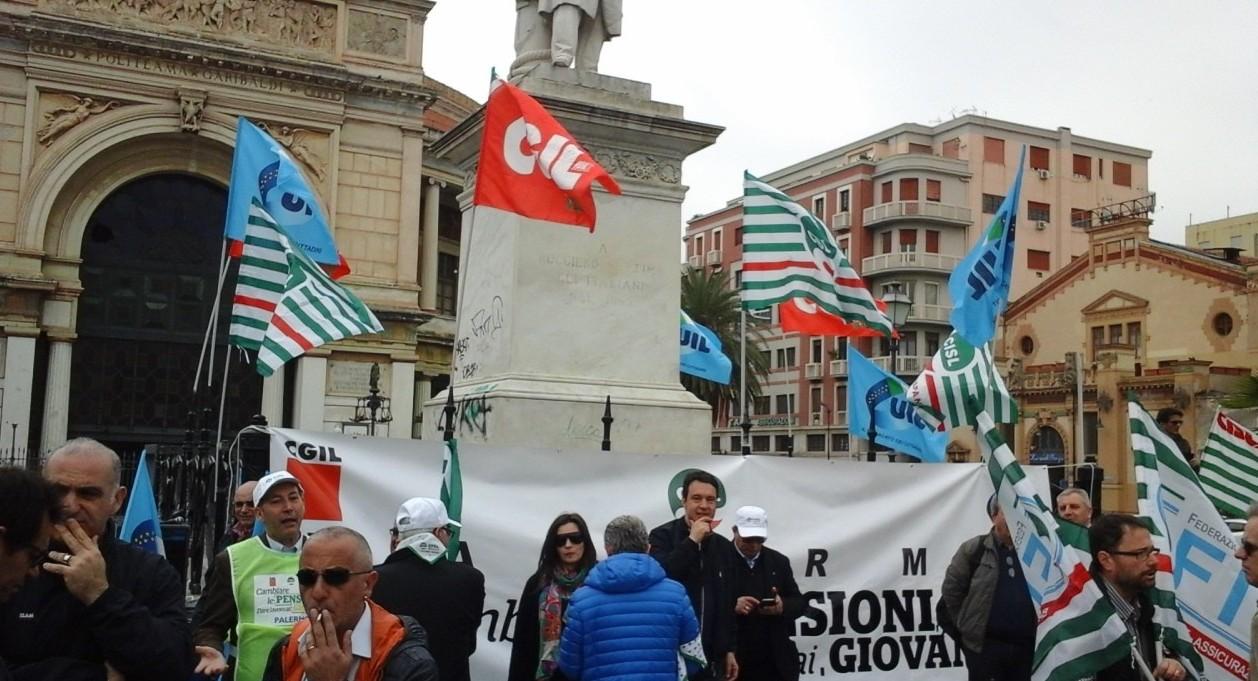 Pensioni, novità sindacati stessi divisi