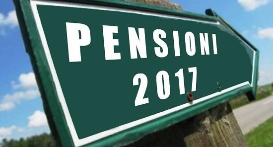 Pensioni ultime notizie scadenze ufficia