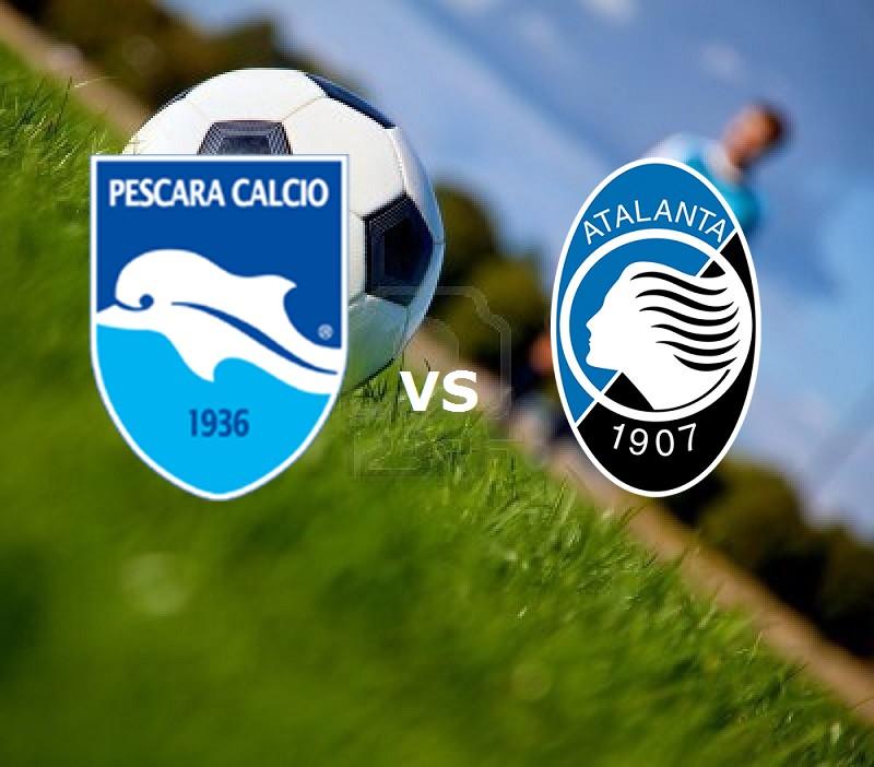 Pescara Atalanta streaming gratis live m