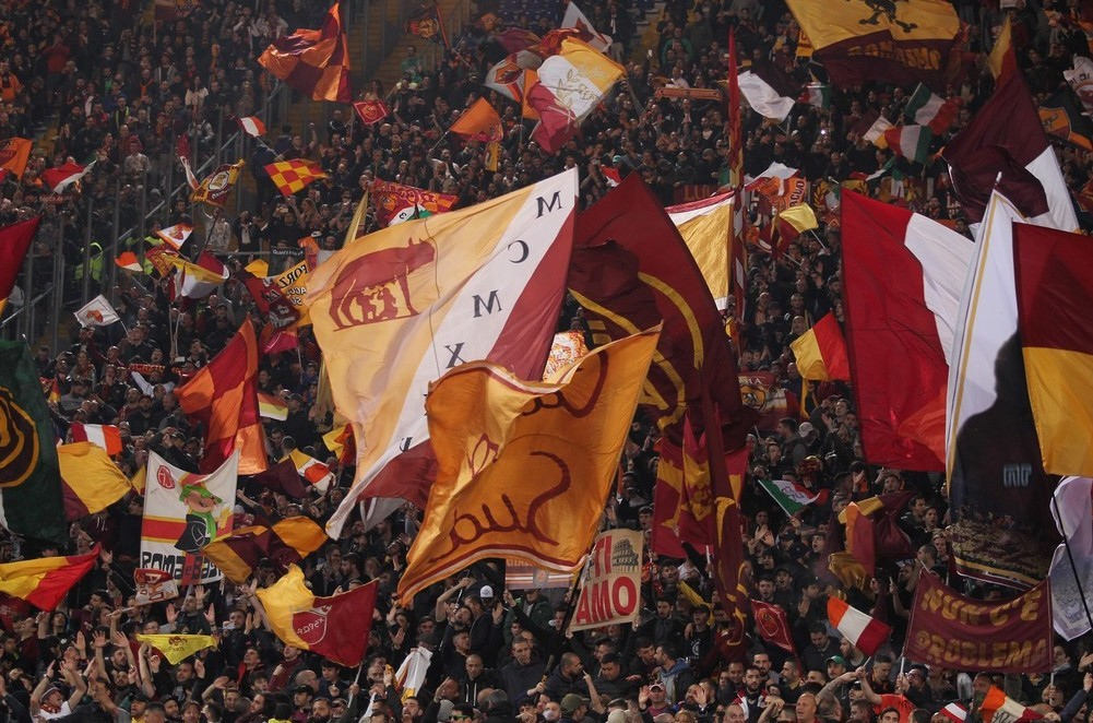Qarabag Roma streaming mercoledì 27 Sett