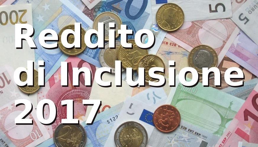 Reddito inclusione in manovra finanziari