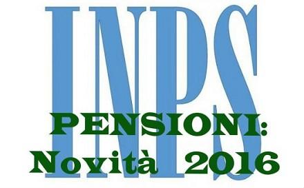 Riforma pensioni 2016 ultime novità: quo