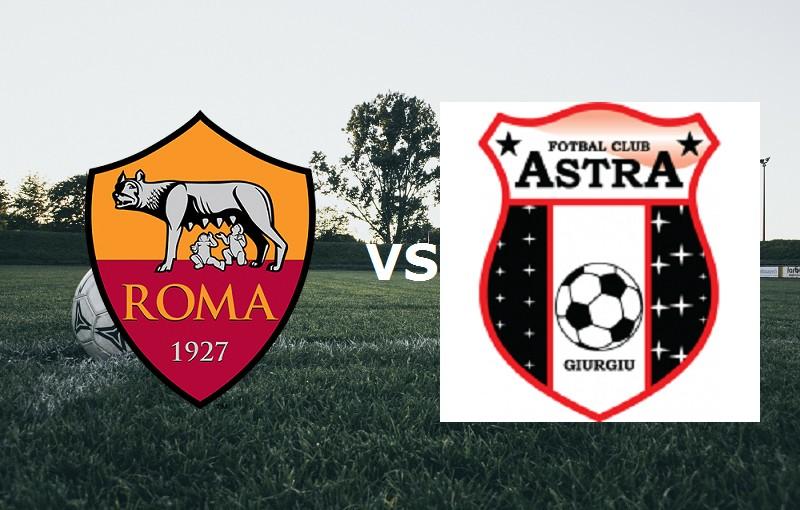 Roma Astra streaming live. Dove vedere l