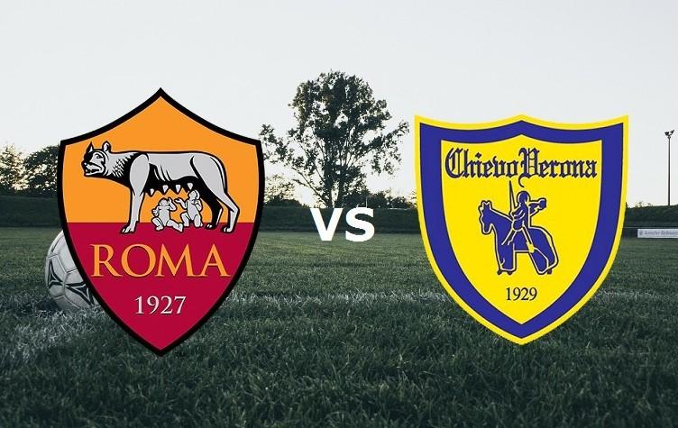 Roma Chievo streaming live gratis per ve