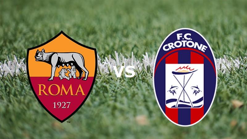 Crotone Roma streaming live gratis su li
