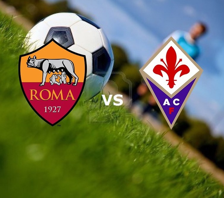 Roma Fiorentina streaming su siti web. V