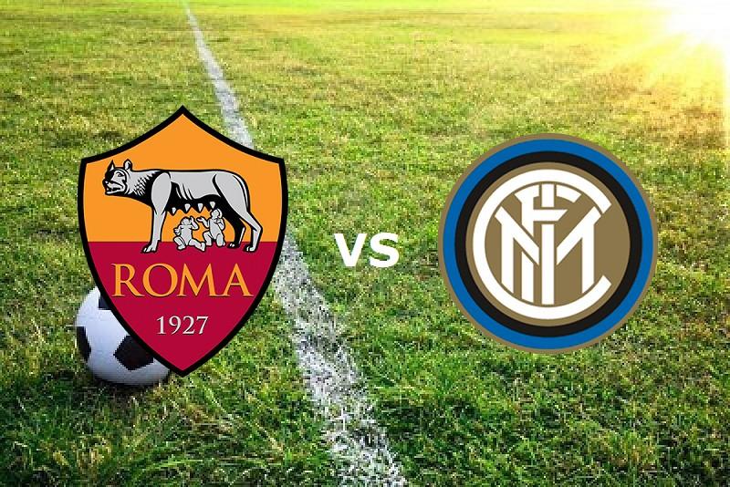 Roma Inter streaming live gratis link, s