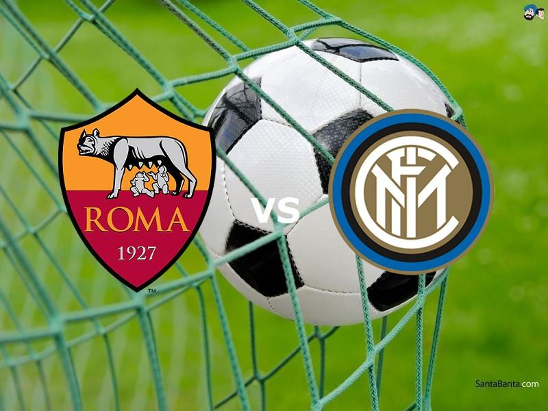 Roma Inter streaming per vedere link, tv