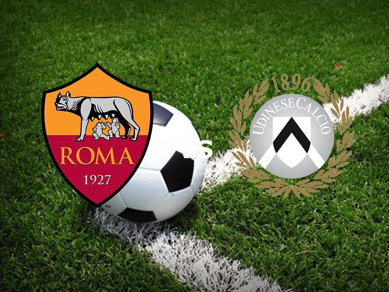 Roma Udinese streaming live gratis siti