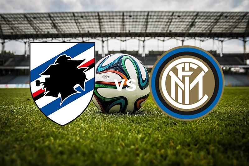 Sampdoria Inter streaming gratis per ved