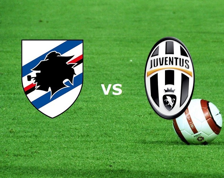 Sampdoria Juventus streaming su migliori