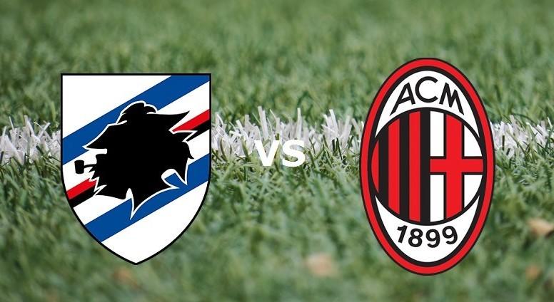 Sampdoria Milan streaming. Dove vedere (