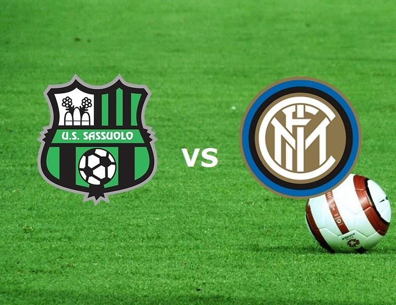 Sassuolo-Inter streaming su siti streami