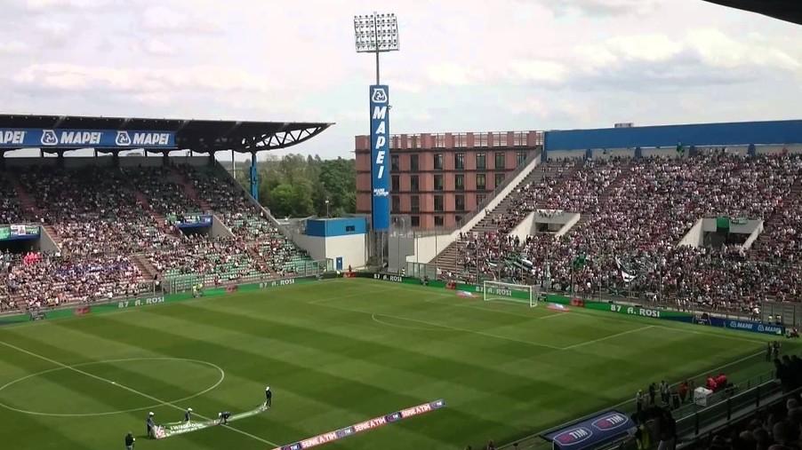 Sassuolo Inter streaming live gratis. Ve
