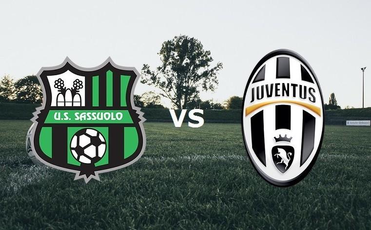 Sassuolo Juventus streaming live gratis.