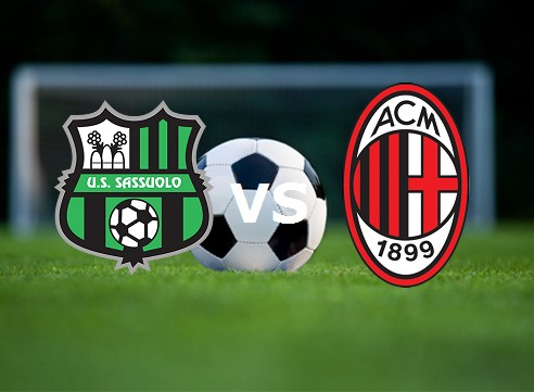 Sassuolo Milan streaming. Dove vedere (A