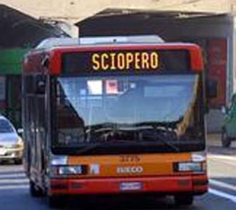 Sciopero venerdì Roma, Bari, Napoli, Pad