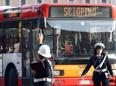 Sciopero Roma treni, metro, bus cancella