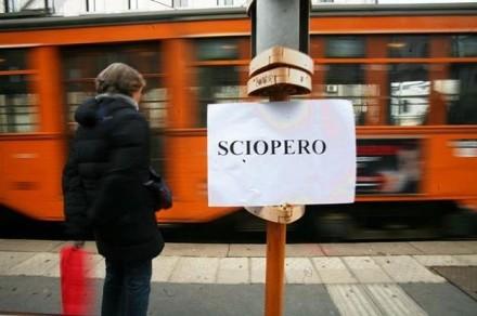 Sciopero Milano e Bari oggi martedì tren