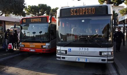 Sciopero venerdì oggi Roma, Napoli, Geno