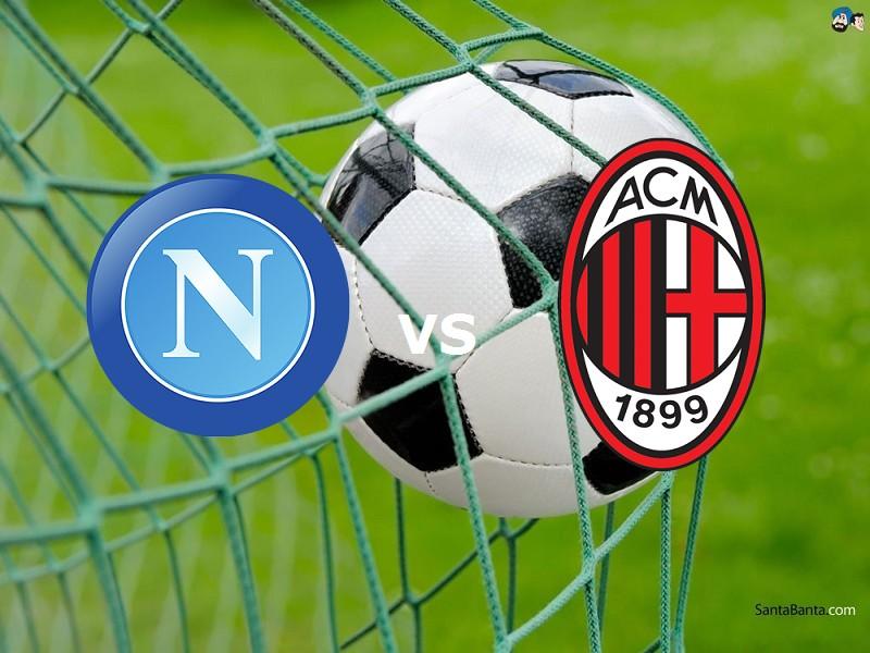 Napoli Milan streaming gratis live per v