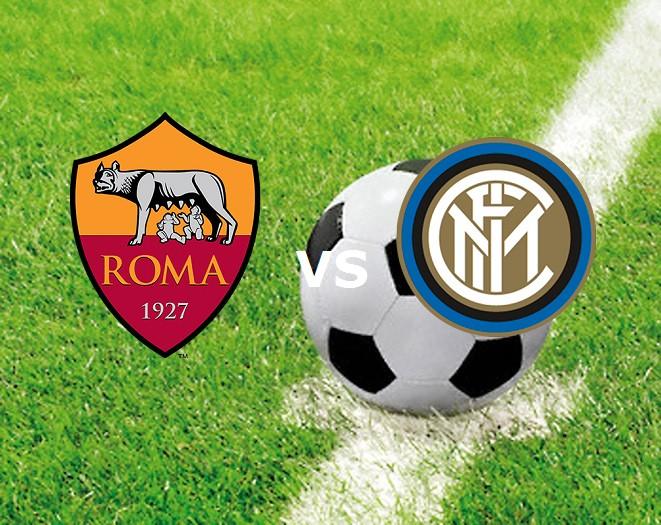 Roma Inter streaming gratis live. Dove v